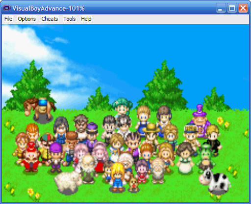 VisualBoyAdvance 1.8