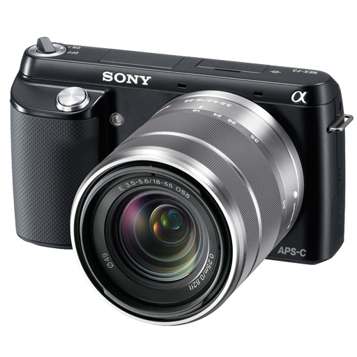 Sony Nex F3 Review and Price