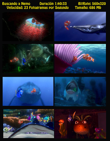 Buscando A Nemo Dvdrip Espaol Latino | Short News Poster