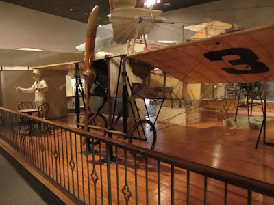 Bleriot . French made plane
