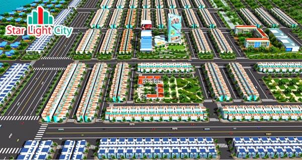 Tổng quan phố thương mại StarLight City