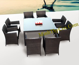 DINING SET-MT235