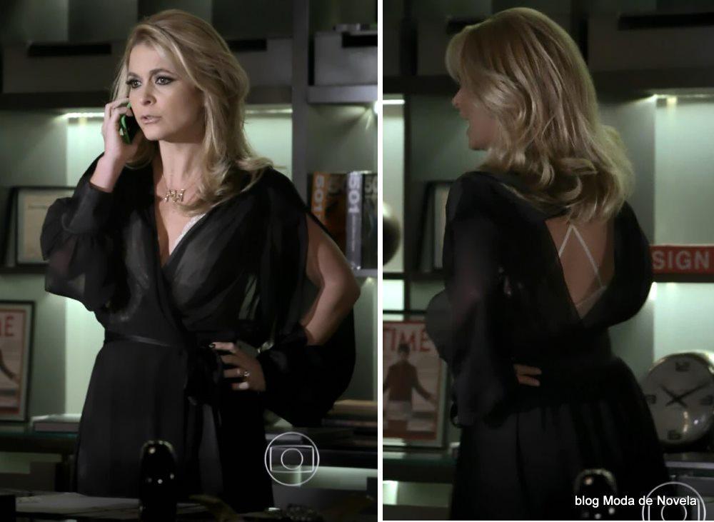 moda da novela Geração Brasil - look da Pamela dia 3 de junho