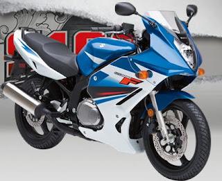 2009 Suzuki GS500F