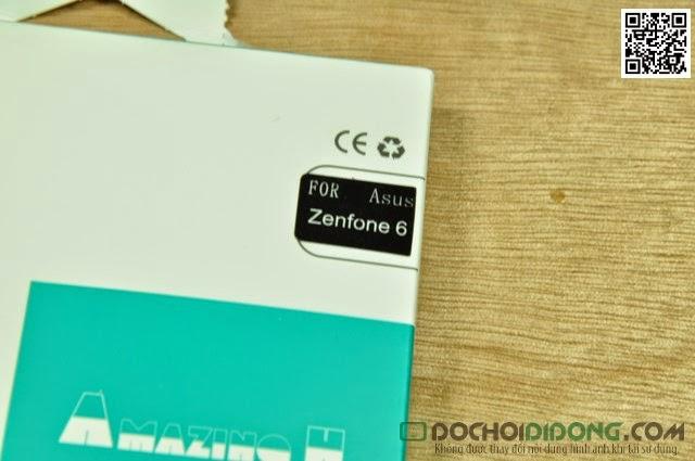 Miếng dán màn hình Asus Zenfone 6 cường lực Nillkin 9H siêu cứng