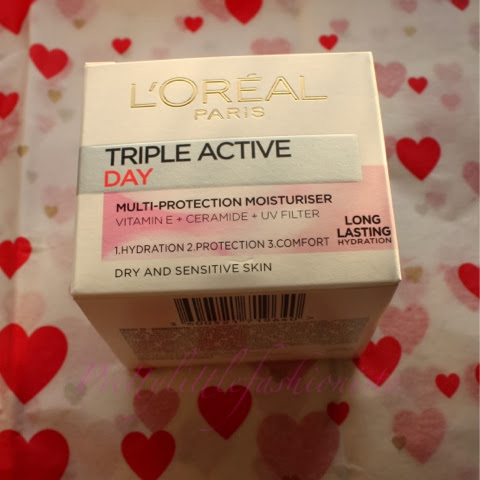L'Oreal Triple Active Day Moisturiser