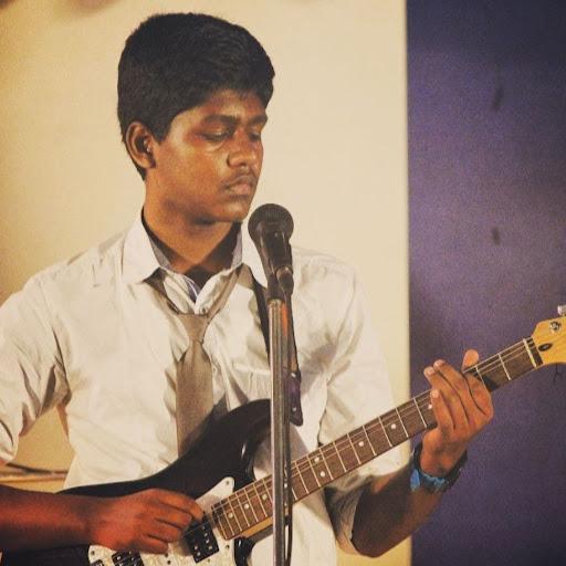 Joe Rishon Manoj