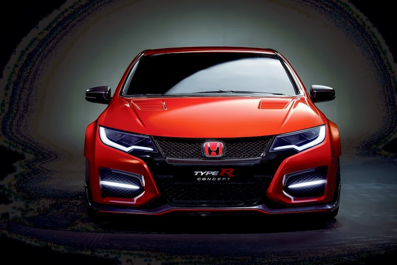 Honda - Civic Type R Concept [2]