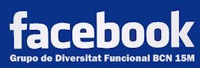 Diversitat Funcional BCN 15M en Facebook