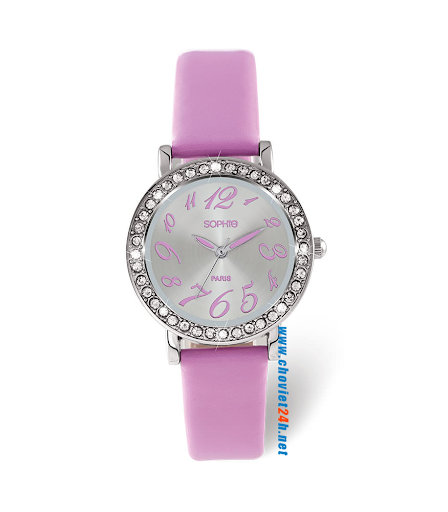 Đồng hồ nữ Sophie Paris Cadie - WPU143