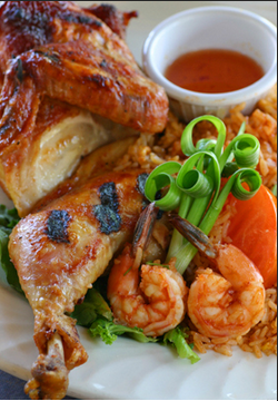 Surin Thai Food Hattiesburg Ms