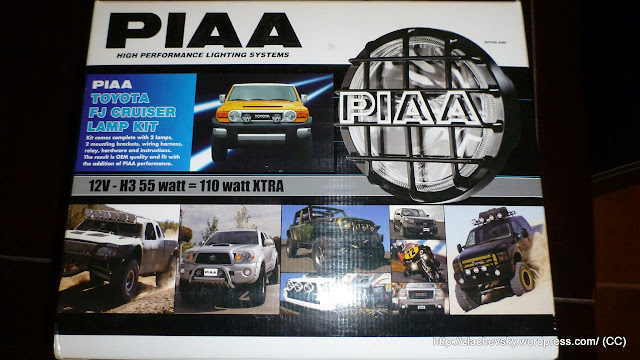 PIAA FJ Cruiser Light Kit
