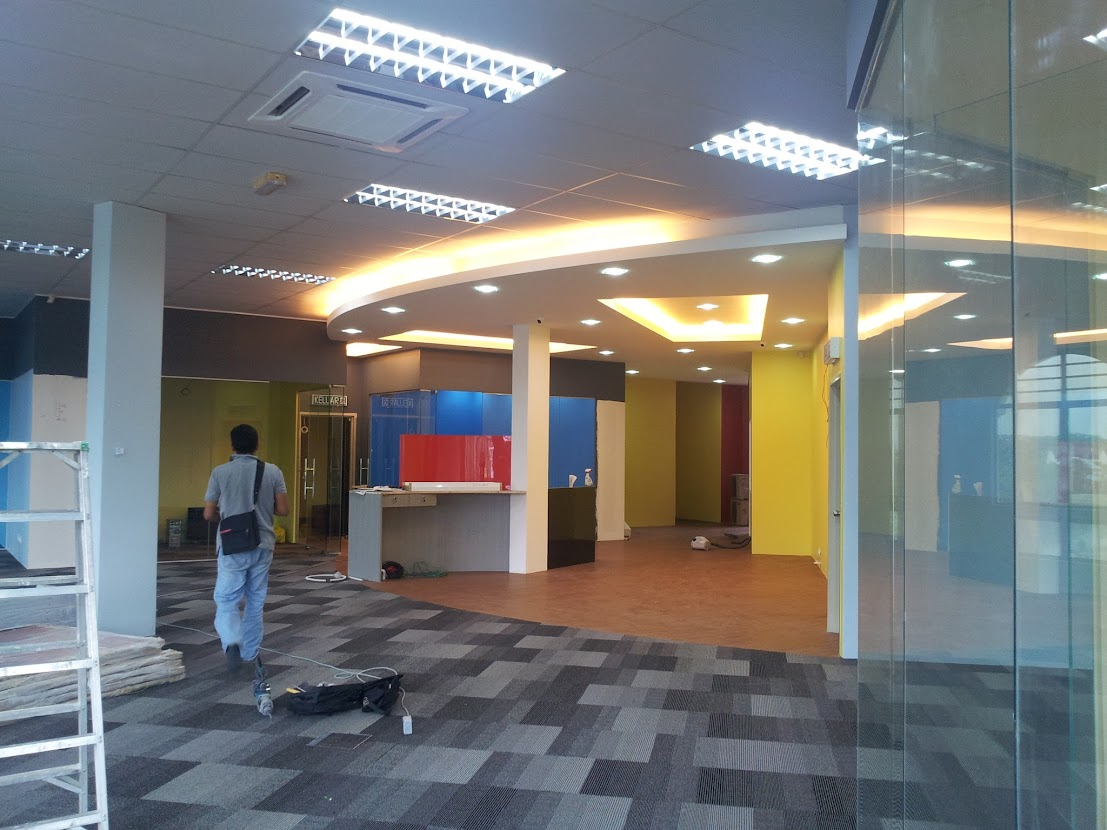 Design and build new office