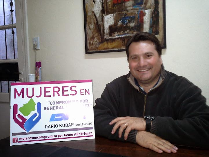 Entrevista con Darío Kúbar tras su cambio del FpV hacia el FR