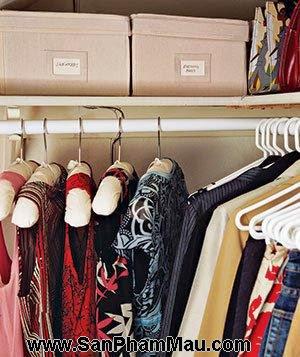 17 mẹo nhỏ cho tủ quần áo ngăn nắp-9