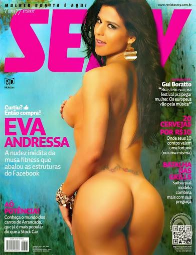 Download – Revista Sexy – Eva Andressa – Março 2013