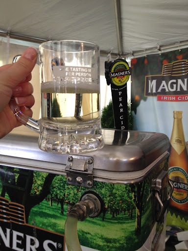 Magners Pear Cider,