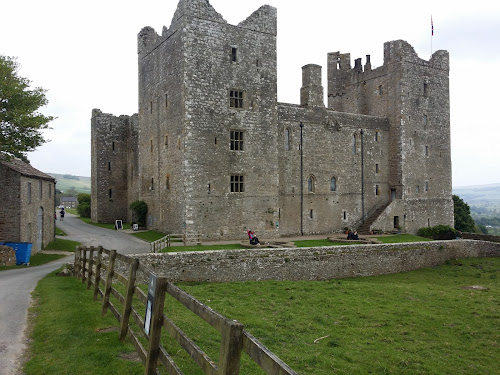 Bolton Castle at Bolton Castle