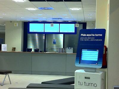 Idm sistemas de comunicaci n en bbva for Oficinas bbva barcelona