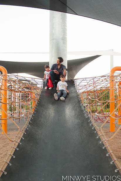 Playground at Ken Fletcher Park