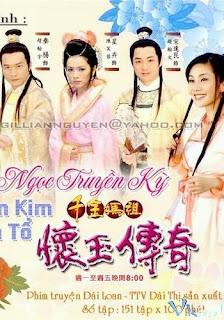 Hoài Ngọc Truyền Kỳ - The Legendary Of Matsu - 2008