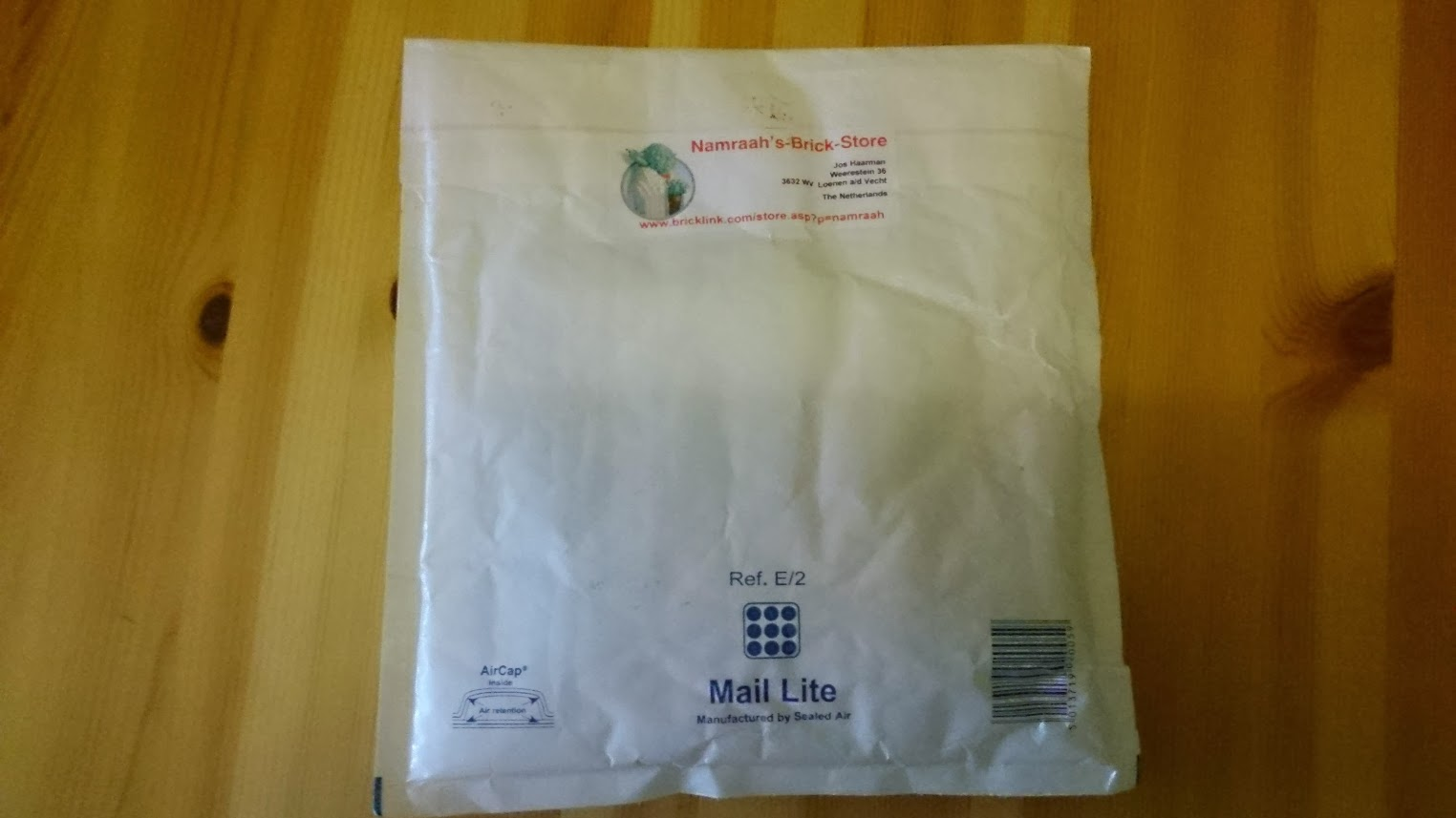 [Blog] Boîte aux lettres de Piruk #3 DSC_0866