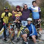 Skånerunt cykel, maj03