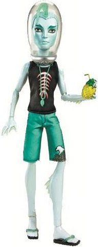 Monster High - Gil Webber Skull Shores