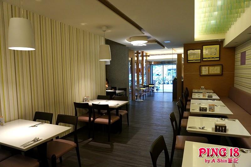 Ping 18 Bistro 新日法輕食12