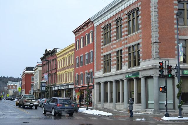 Монтпилиер, штат Вермонт (Montpelier, VT)