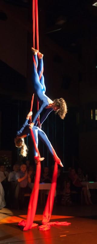 Sportgala: Zirkus Ragazzi - Vertikaltuch
