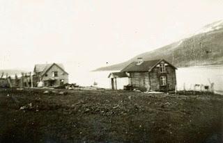 Hagbart Hansens og Anton Sørensens gamle hus