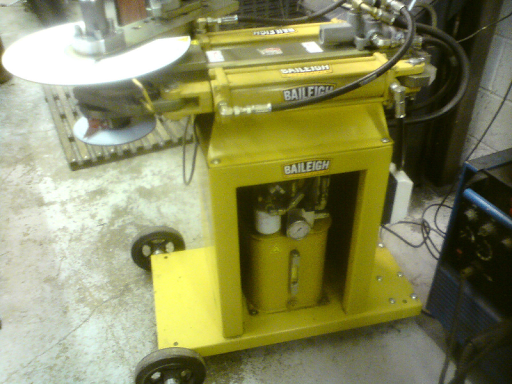 Baileigh INDUSTRIAL RDB-150 TUBO