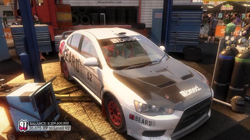 รายการรถกลุ่ม Rally ใน DiRT2 Mer-05