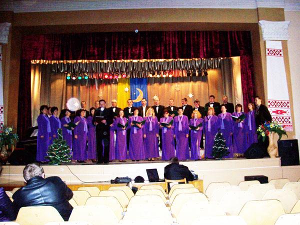 Народний хор смт. Локачі