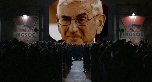 Eli Broad, a staunch opponent of academic freedom and intellectuals, is one of the billionaires funding the neoliberal slash and burn campaign against public education.
