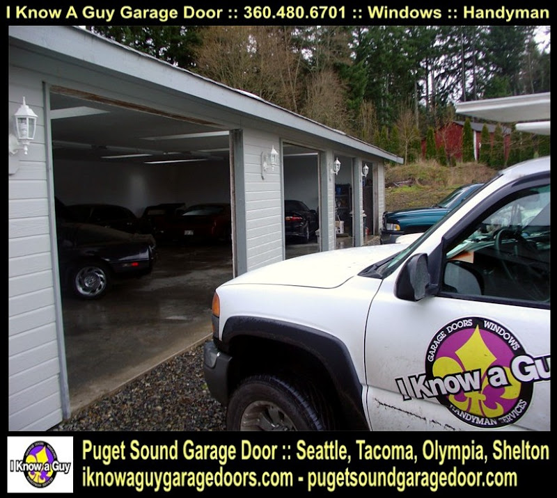 Garage door dockton wa gdor seattle tacoma olympia for Garage door repair tacoma