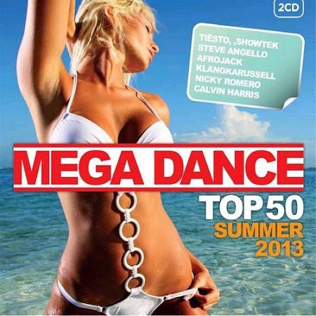 Descargar Mega Dance Top 50 Summer 2013 2CDs (2013) (Gratis)