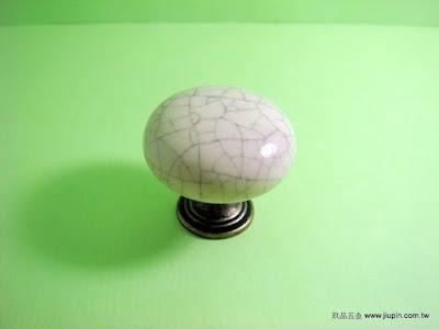 裝潢五金品名:S430-陶瓷取手規格:43MM玖品五金