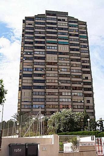 Venta de piso en benidorm edif gemelos x - Compro apartamento en benidorm ...