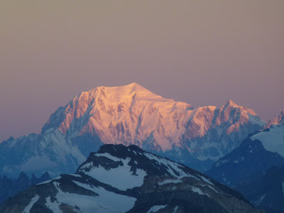 Le mont blanc!
