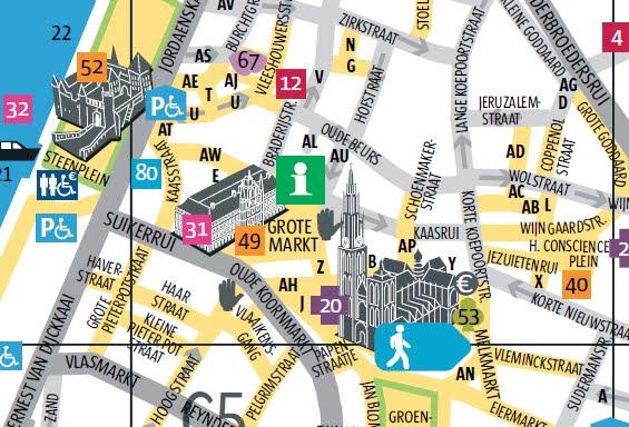 Guia Da Antuerpia Belgica Viagem Decaonline Dicas De Viagem