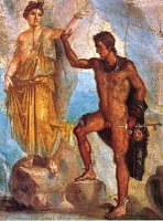 Goddess Andromeda Image