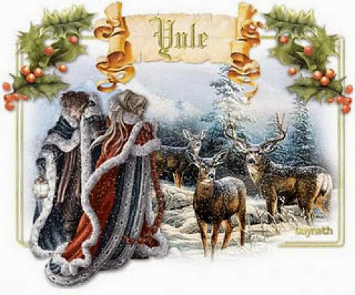 5Th Day Of Yule The Wild Hunt