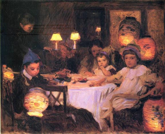 Walter Frederick Osborne - Birthday Party