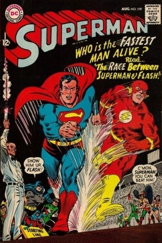 Superman ComicBook Covers