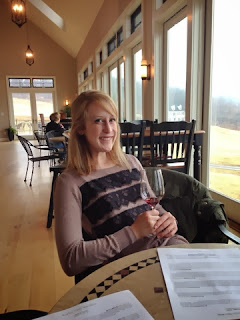katy at delaplane cellars