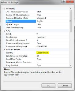 Cách fix lỗi Login failed for user 'IIS APPPOOL\ASP.NET v4.0'