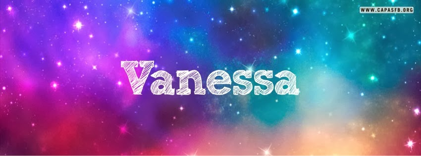 Capas para Facebook Vanessa