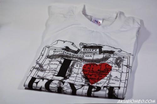 t-shirt mesir